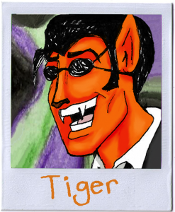 Polaroid Tiger