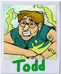 Polaroid Todd