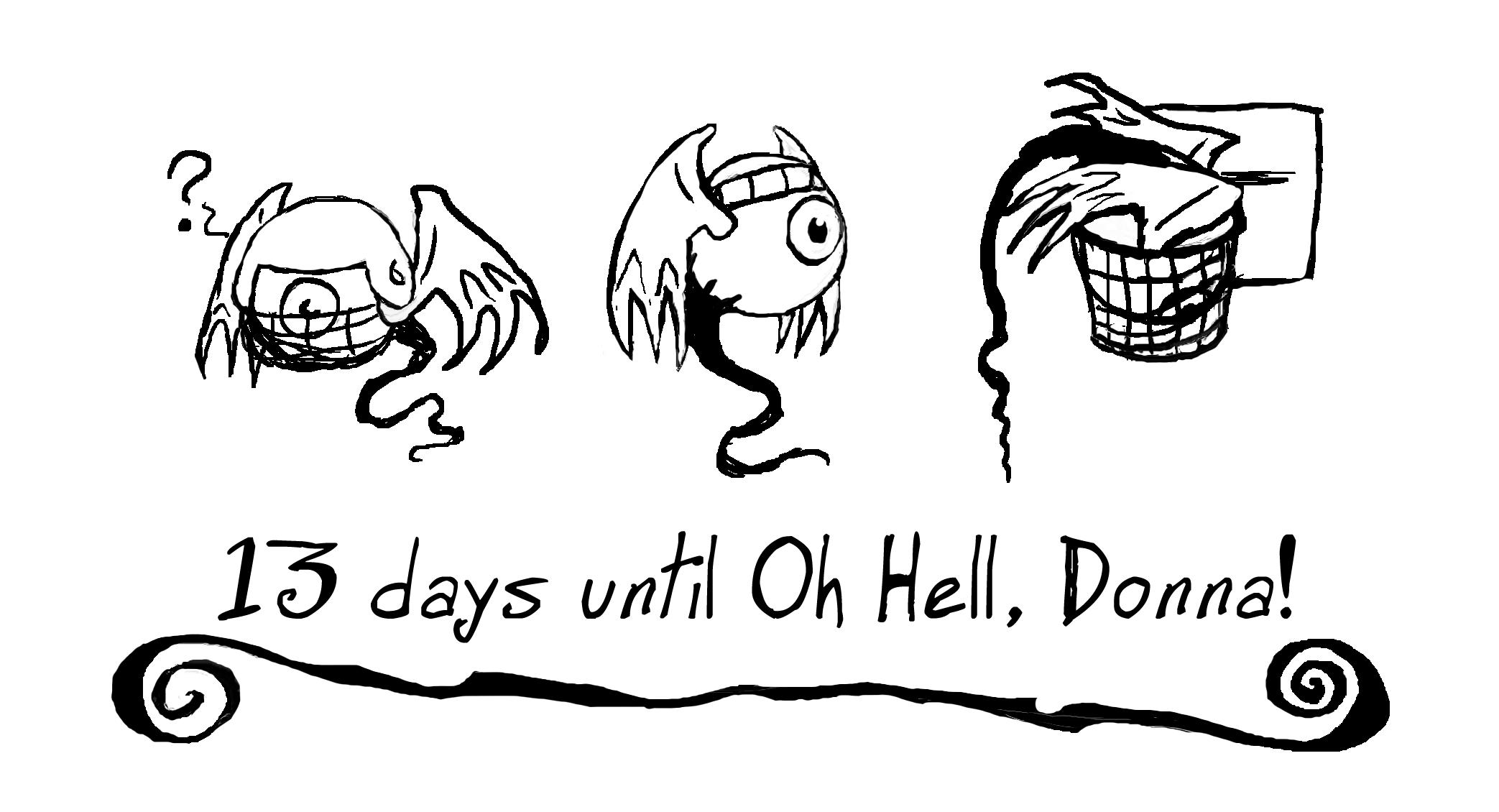 13 Days!